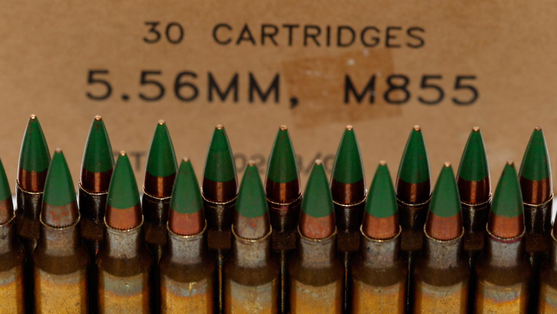 congressman proposes center-fire ammo ban